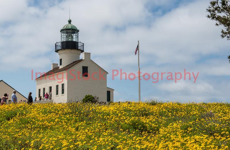 170408 - 0603 Cabrillo National Monument Lighthouse - San Diego, CA