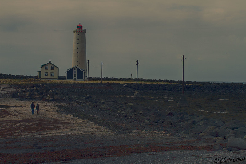 Grótta lighthouse