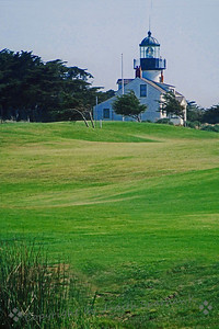 Point Pinos Lighthouse, Pacific Grove, Monterey Peninsula, CA