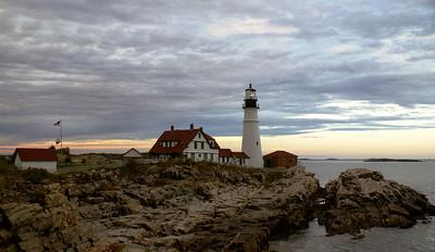 Portland Head Lighthouse near Portland, ME