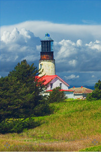 Lighthouse on Tatoosh Island