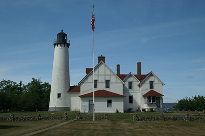Iriquois Point Lighthouse