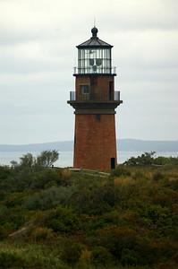 Gayhead Lighthouse on Martha's Vineyard
