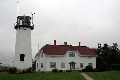 Chatham Lighthouse in Chatham, MA