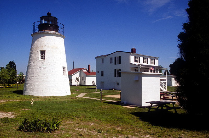 Piney Point Lighthouse, Piney Point, Maryland