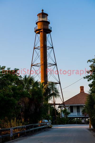 100707 - 2950 Light House on Sanibel Island, FL