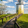 Stony Point Lighthouse, Stony Point Battlefield State Historic Site, Stony Point, New York