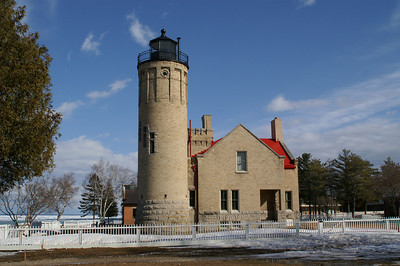Mackinaw City Lighthouse, Michigan