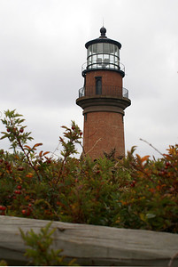 Gayhead Lighthouse on Martha's Vineyard