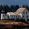 Egg Rock Light. This is located on a small island in Frenchman Bay, north of Mt. Desert Island. Picture taken from Schoodic Peninsula, near Big Moose Island using a 600mm lens..