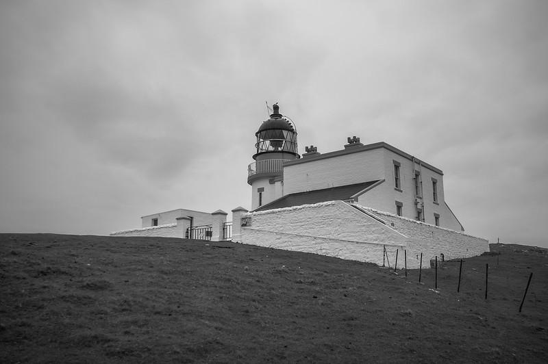 Stoer Head Lighthouse, Scotland
