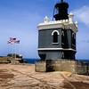 Castillo de San Felipe del Morro Lighthouse, Old San Juan, Puerto Rico