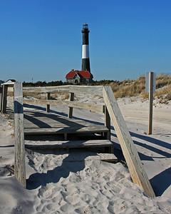 Fire Island Light House