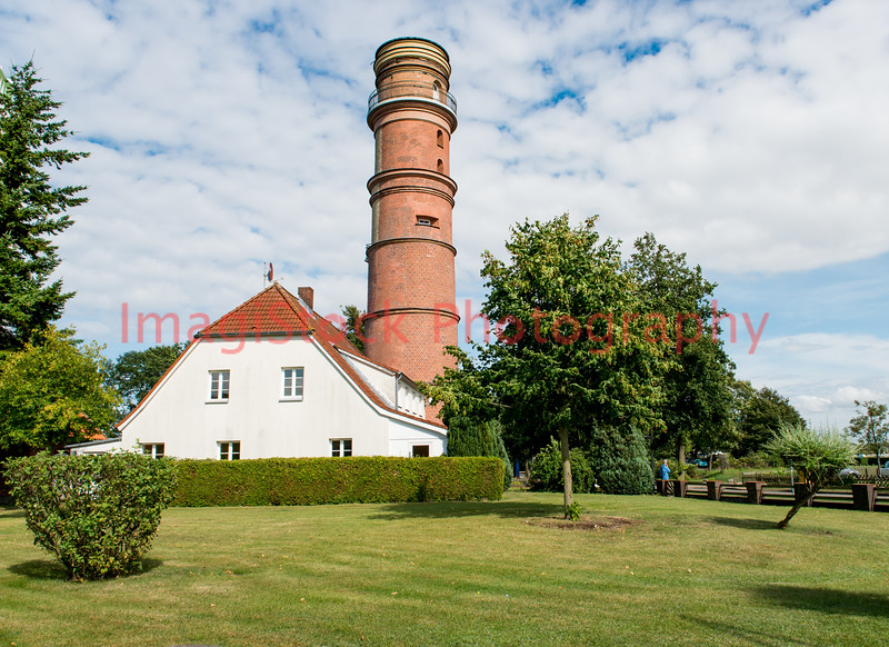 140809 - 6082 Lighthouse in Lubeck, Germany