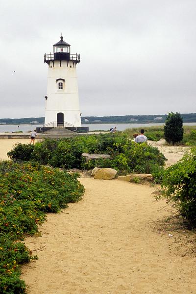 US-MA-000145.psd - Edgartown Harbor Light, Martha's Vineyard, Massachusetts