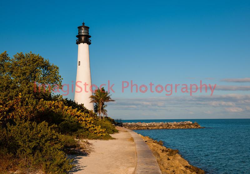 110105 - 6084 Lighthouse at Bill Baggs Park - Key Biscayne, FL