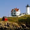"Cape Neddick (""Nubble"") Lighthouse, York, York County, Maine"