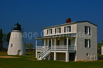 Piney Point Lighthouse - Piney Point Md - 8/24/07