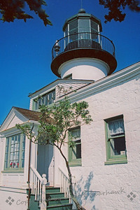 Old Point Loma Lighthouse, San Diego, California