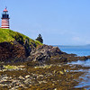 West Quoddy Head Light..Lubec, Maine