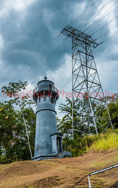 100225 - 2070 Lighthouse at the Gamboa Preserve, Panama