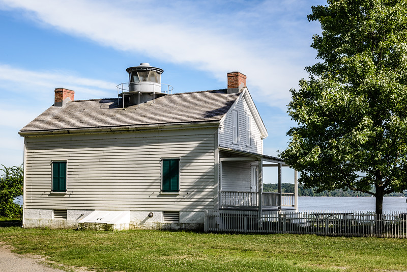 Jones Point Lighthouse, Jones Point Park, Alexandria, Virginia