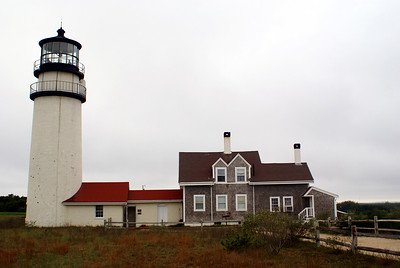 Cape Cod (Highland) Lighthouse near Truro, MA