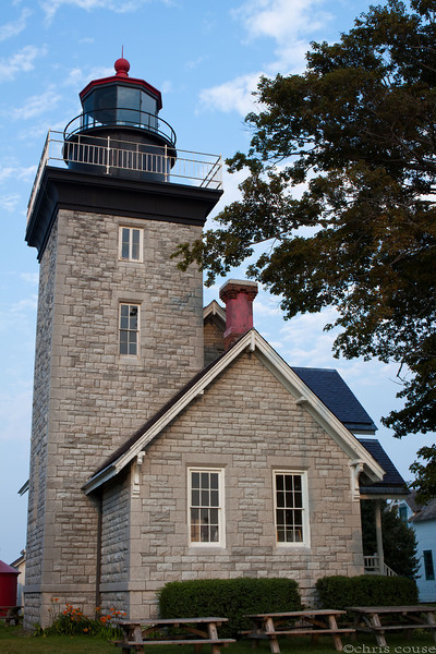 30 Mile Point Lighthouse - Lake Ontario - Barker, NY