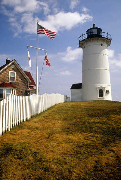 Nobska Light, Wood Hole, Massachusetts