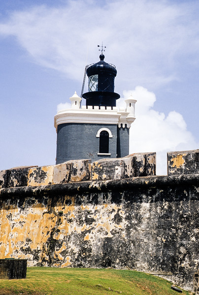 Castillo de San Felipe del Morro (El Morro), Old San Juan, Puerto Rico