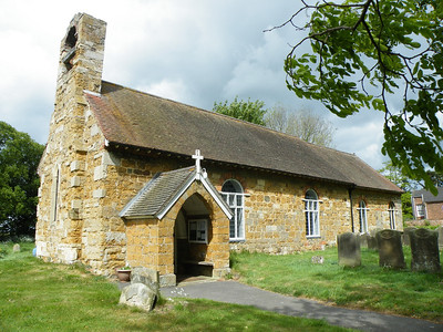 Lissington Church