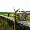 Gateway to marsh-  Pawleys Island SC