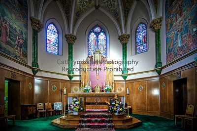 St. Patrick's Catholic Church, Tip Hill, NY