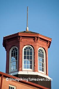 Cupola of Patee House, St. Joseph, Missouri