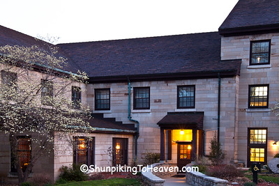 Spring Mill Inn, Spring Mill State Park, Mitchell, Indiana