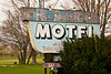 R and R Motel Sign, Wayne County, Indiana
