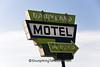 Dairyland Motel Sign, Iowa County, Wisconsin