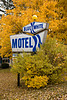 Old-Fashioned Motel Sign, Sauk County, Wisconsin