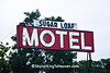Antique Motel Sign, Winona County, Minnesota