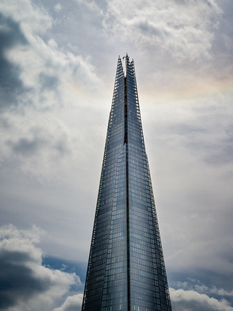 The Shard and Halo