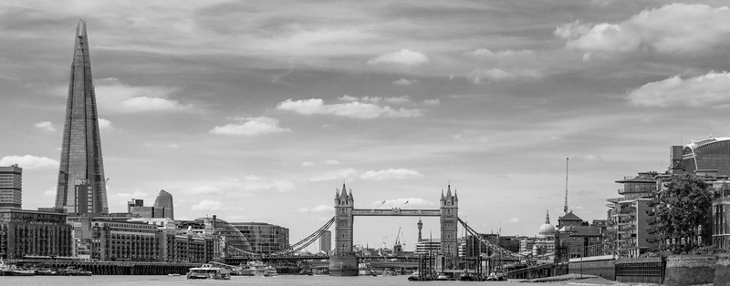 London Landmarks.