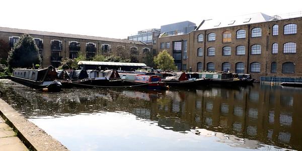 London Canal Museum  21 April 2018