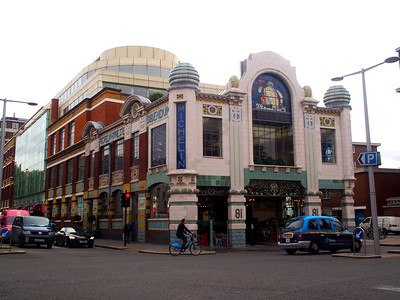 London - Michelin House