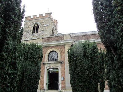 LOH - St Lawrence Church, Stanmore