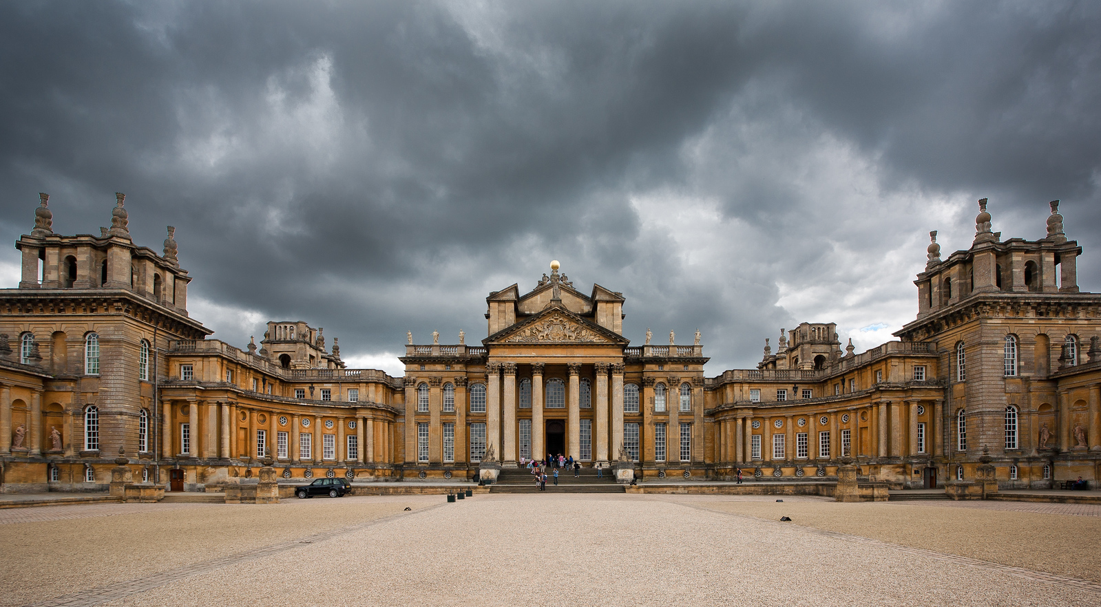 Blenheim Palace, Oxfordshire, Eng.