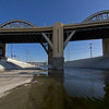 The LA River was running in August