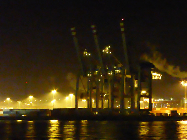 Hamburg Harbour Tour