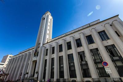 Villeurbaine Town Hall 1934