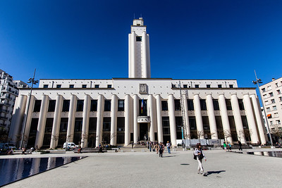 Villeurbaine Town Hall
