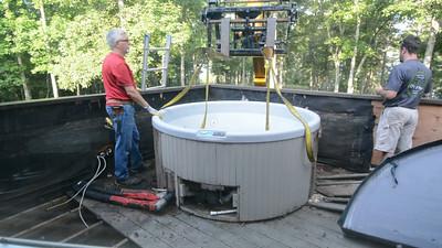 Hot Tub Demolition